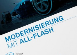 Modernisierung mit All-Flash