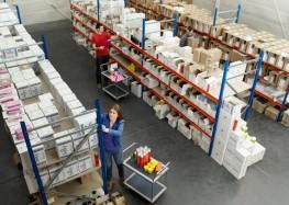 Wie Handelsunternehmen ihre Lagerverwaltung im Griff behalten