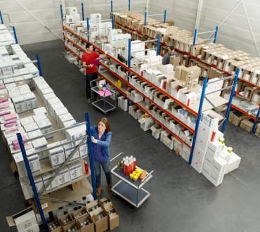 Wie Handelsunternehmen ihre Lagerverwaltung im Griff behalten.