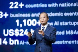 Der derzeitige Vorsitzende von Huawei, Eric Xu, hat die KI-Strategie seines Unternehmens auf der HUAWEI CONNECT 2018 bekannt gegeben. Gleiches gilt für das Full-Stack-KI-Portfolio für sämtliche Szenarien.