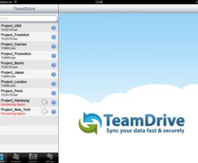 Gesetzeskonform digital buchhalten mit TeamDrive