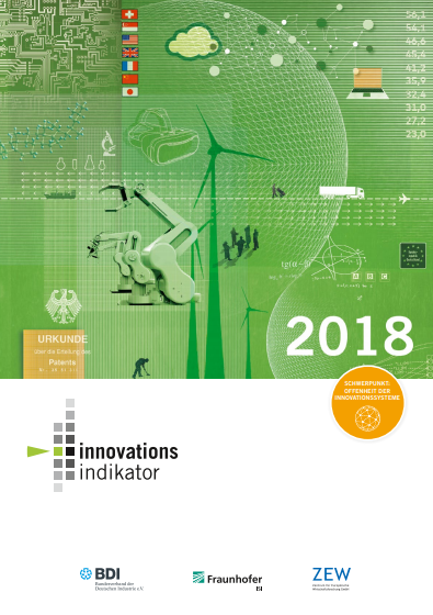 BDI Innovationsindikator 2018