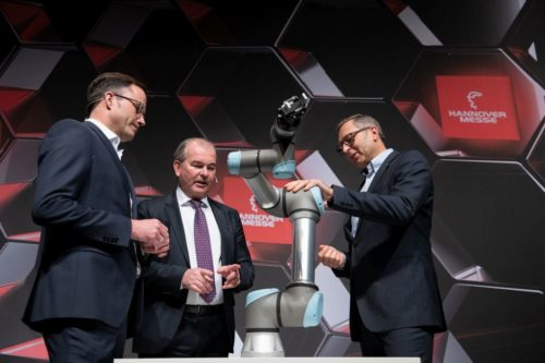 HANNOVER MESSE 2019 (1.-5. April)