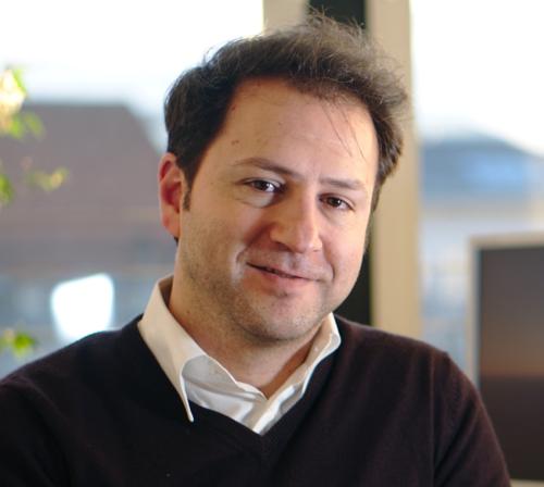Ender Özgür, Head of Software Factories, Neofonie