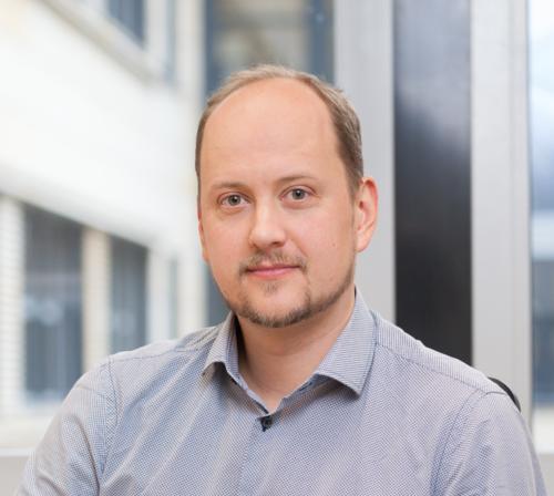 Grant McGillivray, Head of UX, Neofonie