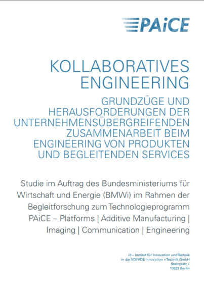 PAiCE-Studie Kollaboratives Engineering