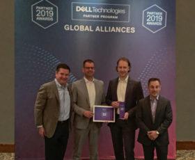 "noris network erhält ""Dell Technologies Global Alliances Partner of the Year Award"""