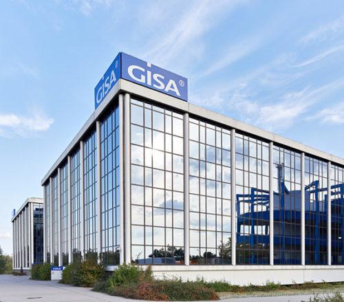 Gebäude von IT-Dienstleister GISA