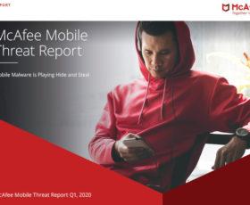 McAfee Mobile Threat Report: Versteckte Apps sind die größte Bedrohung für Verbraucher