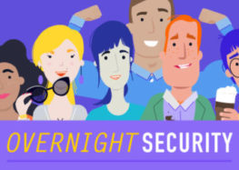 Exploqii veröffentlicht neue Animationsserie 'Overnight Security' in KnowBe4 Trainings-Bibliothek