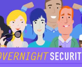 Exploqii veröffentlicht neue Animationsserie 'Overnight Security' in KnowBe4 Trainings-Bibliothek