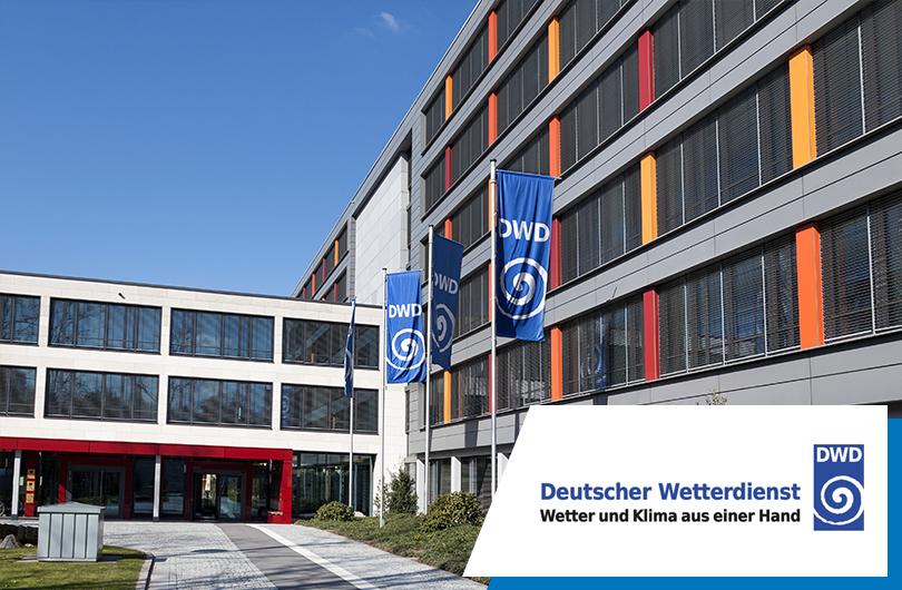 Gebäude DWD