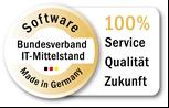 Qualitätssiegel Disy Informationssysteme GmbH