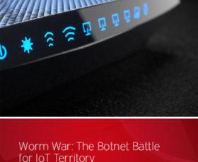 Botnet-Schlacht um Heim-Router