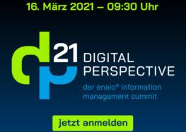 Digital Perspective '21 – Talks, Praxisvorträge und Showcases von Technologie- und Branchenexperten