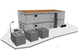 Prior1 baut modulares Container DataCenter für Europäische Union