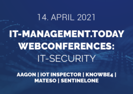 [Live-Konferenz] IT-Management.today Webconference: IT-Security